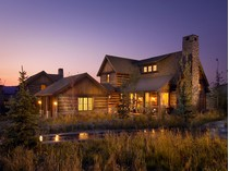 Moradia for sales at Luxury Promontory Trappers Cabin with a Fully Sponsored Club Membership 2917 Quick Draw Lot 29   Park City, Utah 84098 Estados Unidos
