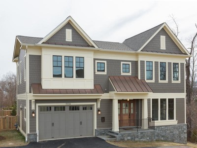Single Family Home for sales at 1504 Johnson Street N, Arlington  Arlington, Virginia 22201 United States