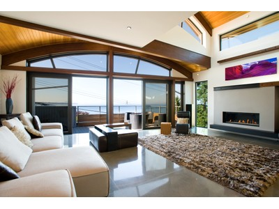 Nhà ở một gia đình for sales at One of a Kind Seaside Home 14921 Buena Vista White Rock, British Columbia V4B 1X5 Canada