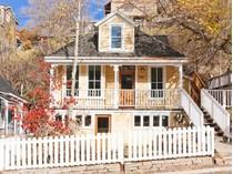 Maison unifamiliale for sales at Historic Old Town Charm 338 Marsac Ave   Park City, Utah 84060 États-Unis