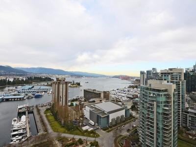 Copropriété for sales at Coal Harbour Penthouse PH2 1710 Bayshore Drive Vancouver, Colombie-Britannique V6G3G4 Canada