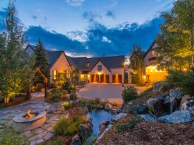 Single Family Home for sales at 5074 Perry Park 5074 S Perry Park Sedalia, Colorado 80135 United States