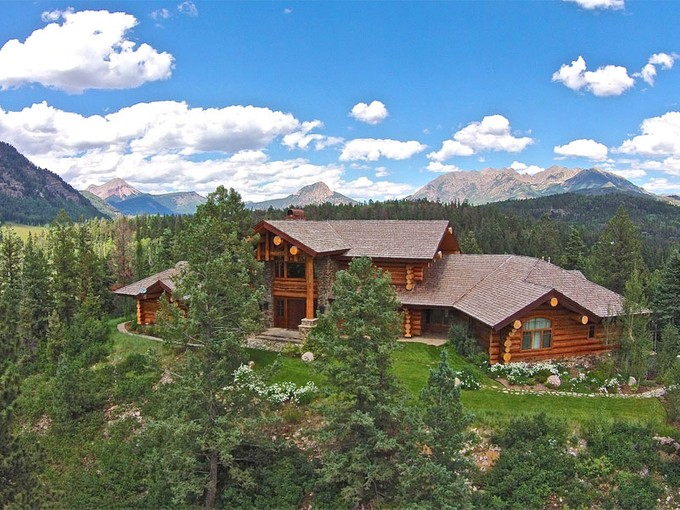 Casa Unifamiliar for sales at Mountain View Estate 463 & 464 Pinnacle View Drive   Durango, Colorado 81301 Estados Unidos