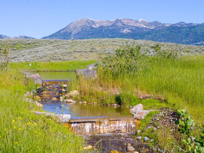 Land for sales at Secluded and Desirable Subdivision 120 S Indian Springs Dr   Jackson, Wyoming 83001 United States