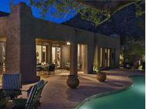 단독 가정 주택 for sales at This Bill Tull Authentic Adobe Home Is An Artistic Masterpiece 10040 E Happy Valley Rd #504   Scottsdale, 아리조나 85255 미국