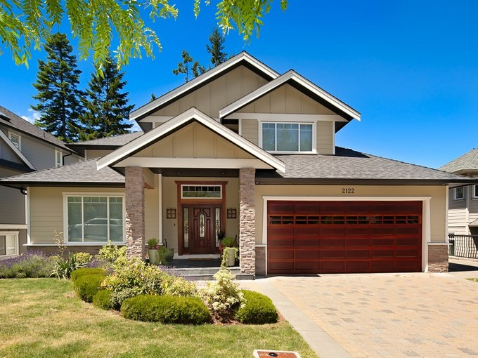 Single Family Home for sales at Stunning Bear Mountain Home 2122 Nicklaus Drive Victoria, British Columbia V9B6T3 Canada