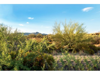 Terreno for sales at Custom Homesite In Exclusive Gated Sonoran Sanctuary Amid Custom Luxury Homes 38801 N 107th Way #21 Scottsdale, Arizona 85262 Estados Unidos