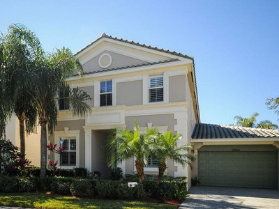 Single Family Home for sales at 2345 Merriweather Way  Wellington, Florida 33414 United States