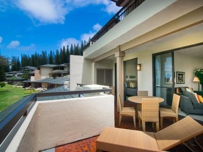 Condominium for sales at European Inspired One Bedroom Fairway View Golf Villa 500 Kapalua Dr. Kapalua Golf Villas 15T5, 6 Kapalua, Hawaii 96761 United States