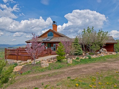 Farm / Ranch / Plantation for  at Beautiful Home on 53 Acres of Horse Property 1099 East 2700 North Marion, Utah 84036 United States