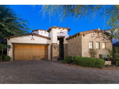 Single Family Home for sales at Canyon Villas at Silverleaf 19557 N 101st Street  Scottsdale, Arizona 85255 United States