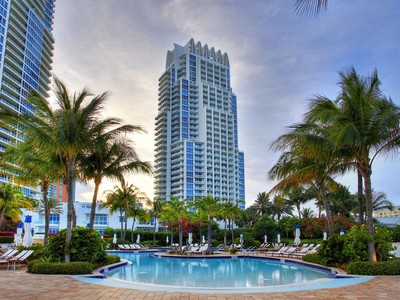 Appartement en copropriété for sales at 50 S Pointe Dr. #2801  Miami Beach, Florida 33139 États-Unis
