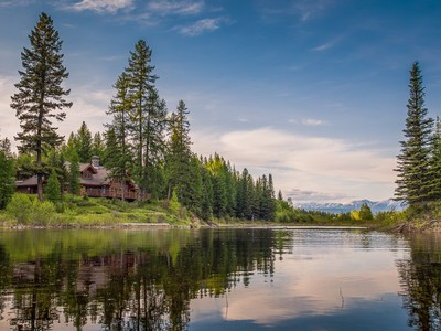 Otros residenciales for sales at Logan Creek Beauty 1715 Old Tally Lake Rd  Whitefish, Montana 59937 Estados Unidos