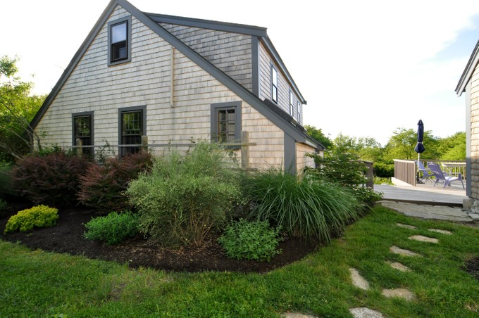 Single Family Home for sales at Completely Renovated Antique Home & Guest House 1 & 0 North Slope Lane Crowberry Lane Chilmark, Massachusetts 02535 United States