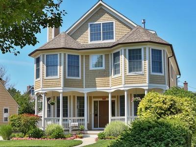 Vivienda unifamiliar for sales at Spacious Seashore Colonial! 311 Boston Boulevard Sea Girt, Nueva Jersey 08750 Estados Unidos