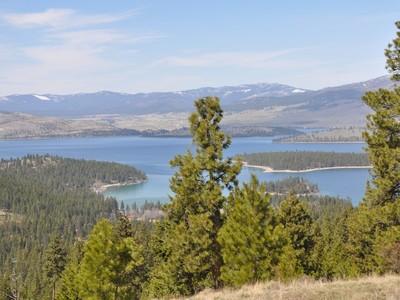 Terreno for sales at 8.56 Acres with Flathead Lake Access NHN Wilderness Valley Road Polson, Montana 59860 Estados Unidos