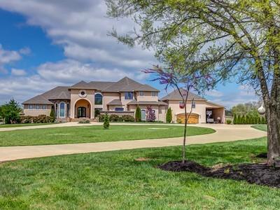 Casa Unifamiliar for sales at 4606 Shores Road  Murfreesboro, Tennessee 37128 Estados Unidos