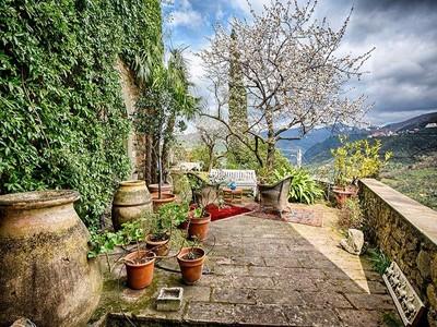 Appartamento for vendita at Graceful home in medieval watchtower Ortonovo Ortonovo, La Spezia 19034 Italy
