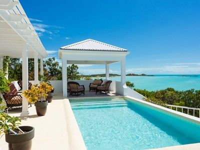 Single Family Home for  at Le Mer Villa Oceanfront Turtle Tail, Providenciales TC Turks And Caicos Islands