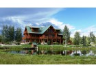 Single Family Home for  sales at Been Dreaming of A Log Home 65 Chekwa Trail   Gunnison, Colorado 81230 United States