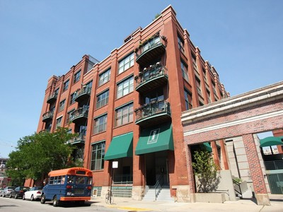 Condominium for sales at Prime West Loop Location 1000 W Washington Blvd Unit 512  Chicago, Illinois 60607 United States