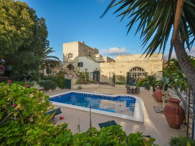 Farm / Ranch / Plantation for  at Stunning Fully Detached Converted Farmhouse Gozo Gharb, Gozo Malta