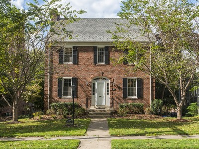 Single Family Home for sales at Colonial Village 7924 Orchid Street Nw  Washington, District Of Columbia 20012 United States
