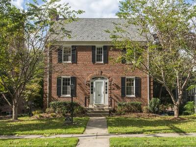 Vivienda unifamiliar for sales at Colonial Village 7924 Orchid Street Nw  Washington, Distrito De Columbia 20012 Estados Unidos