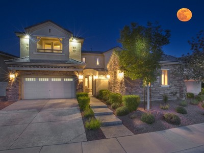 独户住宅 for sales at 1942 Country Cove Ct  Las Vegas, 内华达州 89135 美国