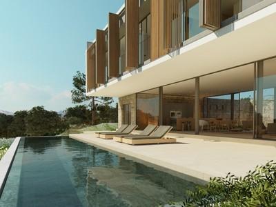 Multi-Family Home for sales at Modern, newly built sea view villa in Santa Ponsa  Nova Santa Ponsa, Mallorca 07180 Spain