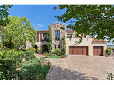 Einfamilienhaus for sales at 7819 Camino de la Dora  Rancho Santa Fe, California 92067 United States