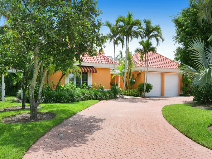 Single Family Home for rentals at PORT ROYAL 3275  Gin Ln  Naples, Florida 34102 United States