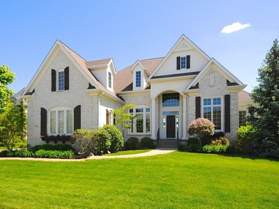 Single Family Home for sales at Stunning Home on the 9th Green 15960 Bridgewater Club Blvd Carmel, Indiana 46033 United States