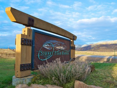 Land for sales at Sidney Peak Ranch 30450 Marshall Ridge Road  Steamboat Springs, Colorado 80487 United States