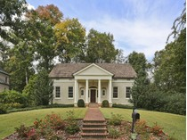 Nhà ở một gia đình for sales at Modern and Classic Architecture 1630 Doncaster Drive NE  Sherwood Forest, Atlanta, Georgia 30309 Hoa Kỳ
