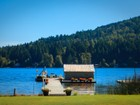 Single Family Home for  sales at Luxury Lakefront Retreat 2337 Stevenson Road   Shawnigan Lake, British Columbia V0R2W3 Canada