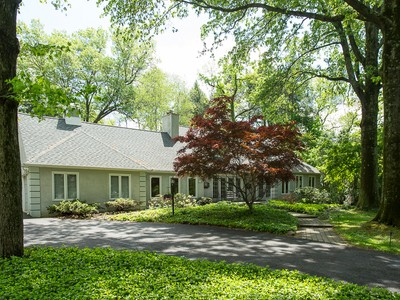 Single Family Home for sales at Delightful In A Prestigious Neighborhood - Lower Makefield Towship 2102 North Crescent Blvd Yardley, Pennsylvania 19067 United States