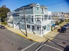 Single Family Home for  sales at Contemporary Coastal Home 1101 Beach Bradley Beach, New Jersey 07720 United States