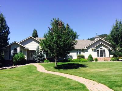 Vivienda unifamiliar for sales at 8785 Jacot Lane  Missoula, Montana 59808 Estados Unidos