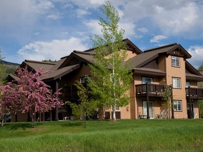 Eigentumswohnung for sales at Quail Run Condo 3452 Covey Circle Unit 406 Steamboat Springs, Colorado 80487 Vereinigte Staaten