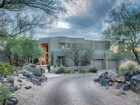 Single Family Home for  sales at Custom Hillside Home With Sweeping City Light And Mountain Views 14624 N 15th Drive Phoenix, Arizona 85023 United States