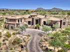 Villa for sales at Absolutely Magnificent Custom Home in the Heart of Mirabel 37475 N 104th Place Scottsdale, Arizona 85262 Stati Uniti