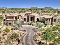 Single Family Home for sales at Absolutely Magnificent Custom Home in the Heart of Mirabel 37475 N 104th Place   Scottsdale, Arizona 85262 United States