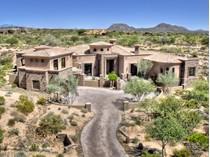 Частный односемейный дом for sales at Absolutely Magnificent Custom Home in the Heart of Mirabel 37475 N 104th Place   Scottsdale, Аризона 85262 Соединенные Штаты