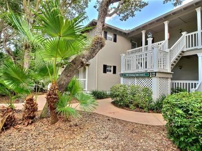 Condominium for sales at Sea Oaks Tennis Villa! Excellent Location! 1195 Winding Oaks Circle E #303   Vero Beach, Florida 32963 United States