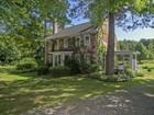 Casa para uma família for  open-houses at Silas H. Cutler House C.1826 32 Perrin Road Woodstock, Connecticut 06281 Estados Unidos
