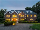 Single Family Home for sales at Stately Custom Built Brick Colonial 82 Beacon Hill Lane New Canaan, Connecticut 06840 United States
