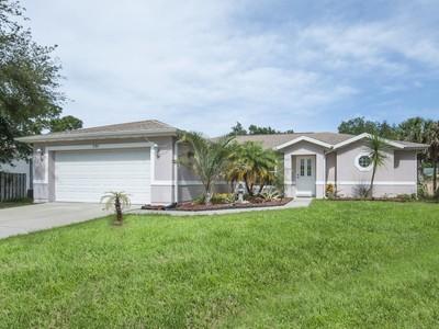 Single Family Home for sales at Home in Sebastian Highlands 757 Barber St   Sebastian, Florida 32958 United States