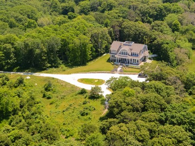 Casa para uma família for sales at 8.6 Acre Estate with Private Association Beaches 94 Norton Farm Road West Tisbury, Massachusetts 02575 Estados Unidos