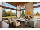 一戸建て for  sales at The Serengeti Home 475 S Blue Heron Road   Wilson, ワイオミング 83014 アメリカ合衆国